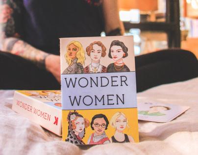 'Wonder Woman' card game