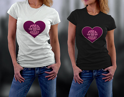 Yoga You Are My Heart T-Shirts
