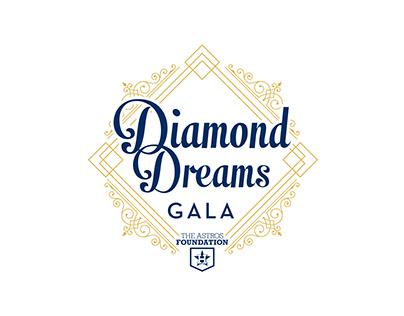 Diamond Dreams Gala Collateral