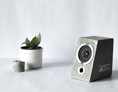 CONCRETUS | Speaker