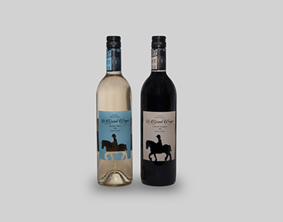Wine Label Concept for Château Pontet-Canet