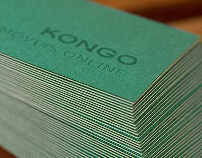 Cartões de visita para Kongo