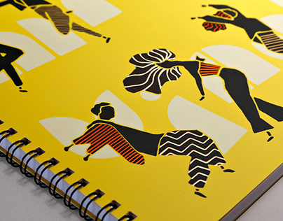 2020 Notepad - Genoud Arts Graphiques