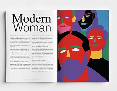 Modern Woman - SoYoung Magazine