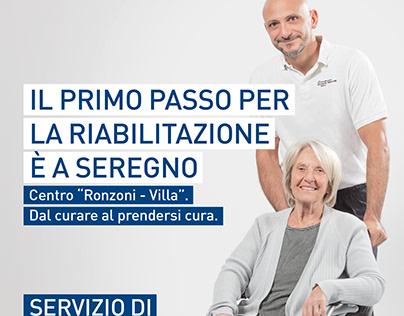 Ospedale Don Gnocchi - ADV Billboard.