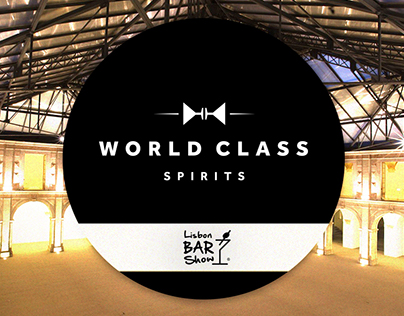 World Class Spirits - Evento Lisbon Bar Show