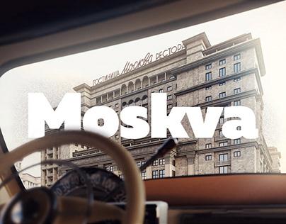 Metropolitan Eclecticism   Hotel Moskva Reconstruction