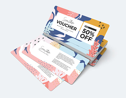 Gift Card Voucher – Collection of Summer Discounts