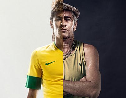 Viejos Cracks: Neymar & Vidal