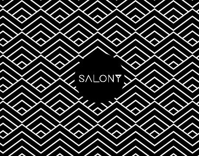 salony | invitation package
