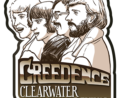 Creedence Clearwater Revival's tribute