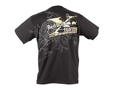 T-shirt Design for N3TWORK/RedBull