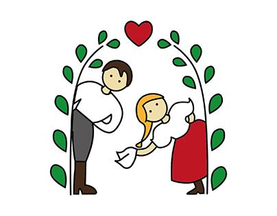 Bujka Kulturális Egyesület - logó
