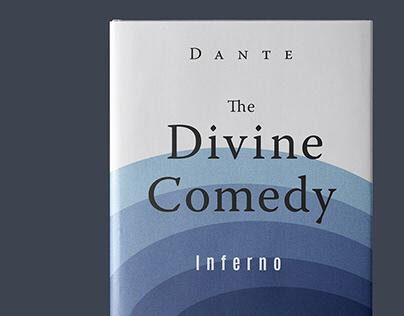 Dante's The Divine Comedy Book Cover Designs