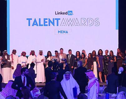 LinkedIn Talent Awards // Video Opening