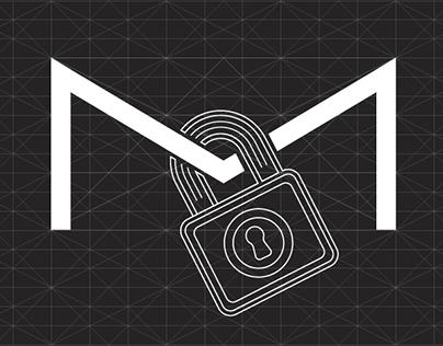 MailCrypt logo (2007)