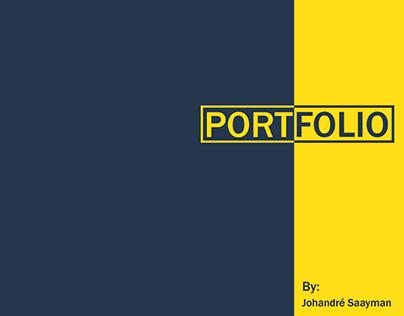 Portfolio - 2017 ( 1st semester )