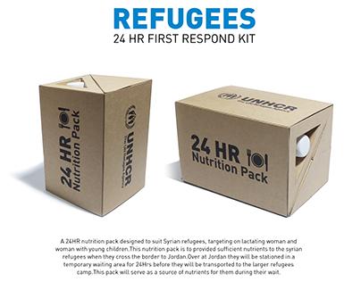 First Respond Kit for Refugees