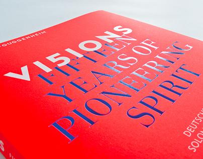 VI5IONS – Fifteen years of pioneering spirit
