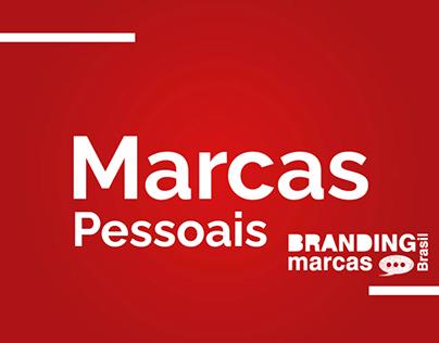 Marcas Pessoais | Branding Marcas Brasil
