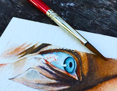 I Love Watercolor - Alex Ross