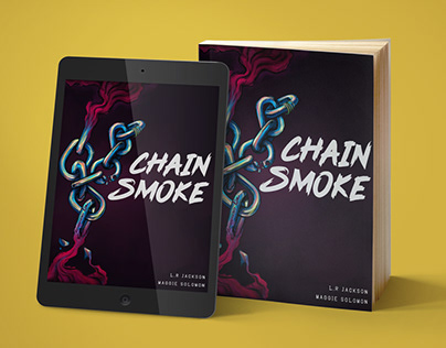 Chain Smoke - Book cover