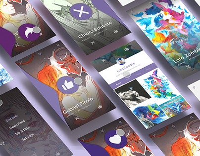 Likable: Artist Discovery App