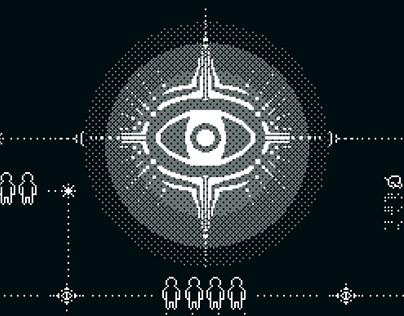 Sondwave Fields - Videogame Art