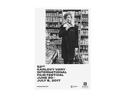 52nd Karlovy Vary IFF – visual identity