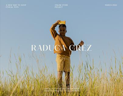Raduga Grëz — Online store of children's toys