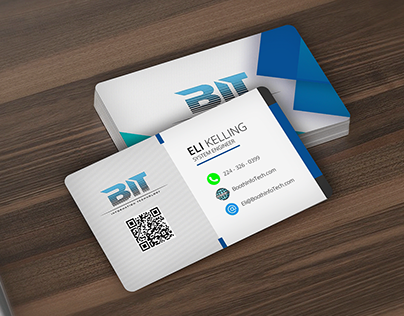 BIT - Eli Kelling Business Card