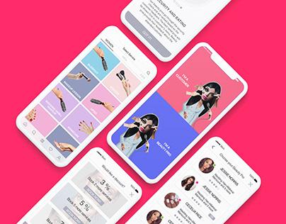 iSalon App