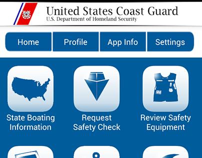 US Coast Guard App