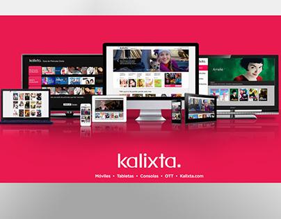 kalixta - site