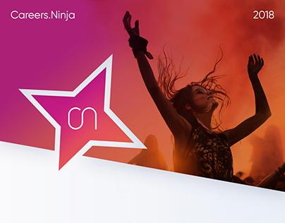 Careers Ninja | Branding | UI/UX