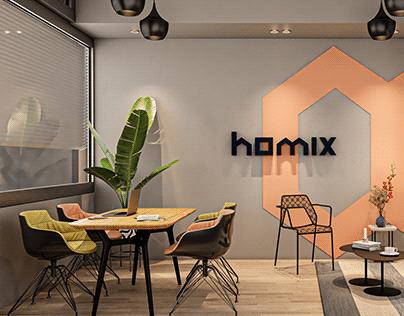 Homix interior design