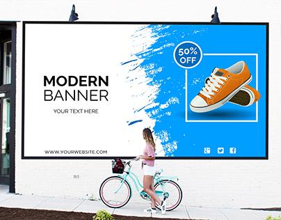 Attractive Banner Design