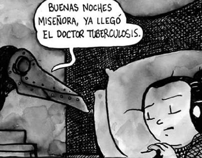 """Guión de """"Maullidos en la noche"""""""