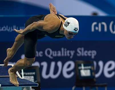 FINA Airweave Swimming World Cup 2016