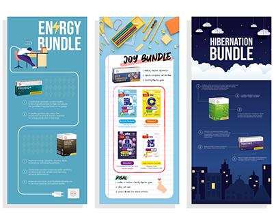 Graphic Design II: E-Commerce Banners