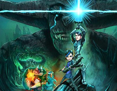 Troll Hunters: Tales of Arcadia