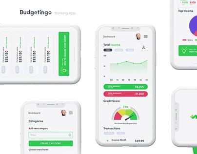 Budgetingo - Banking App