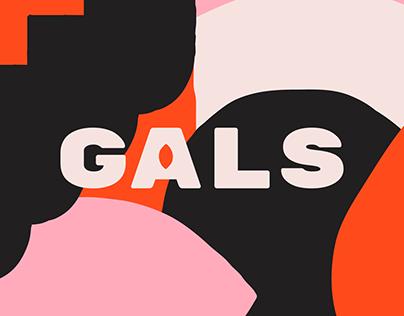 GALS - creative content