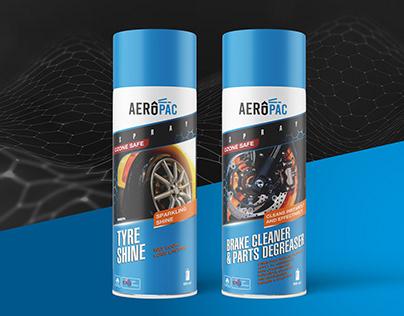 AeroPac Packaging Design