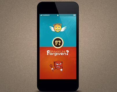 Forgiven? Game App Design