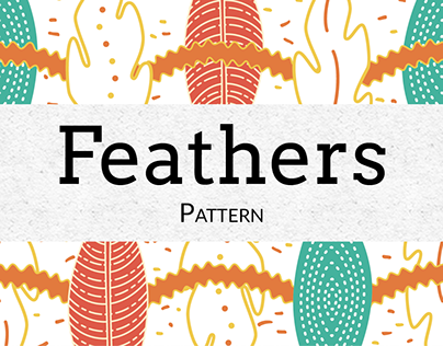 Feathers - Pattern
