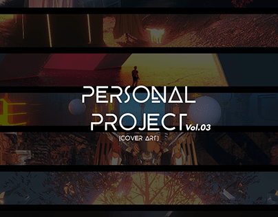 Cover Art Vol.03 (Personal Project)