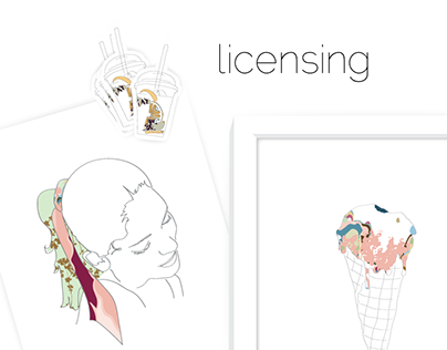 Licensing Illustrations
