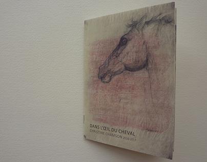 Livret/booklet ''Dans l'œil du cheval'' 2016-2017