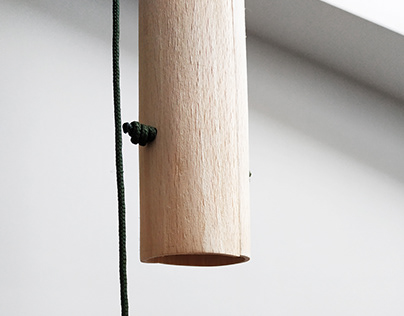The Bud / Tactile Lamp